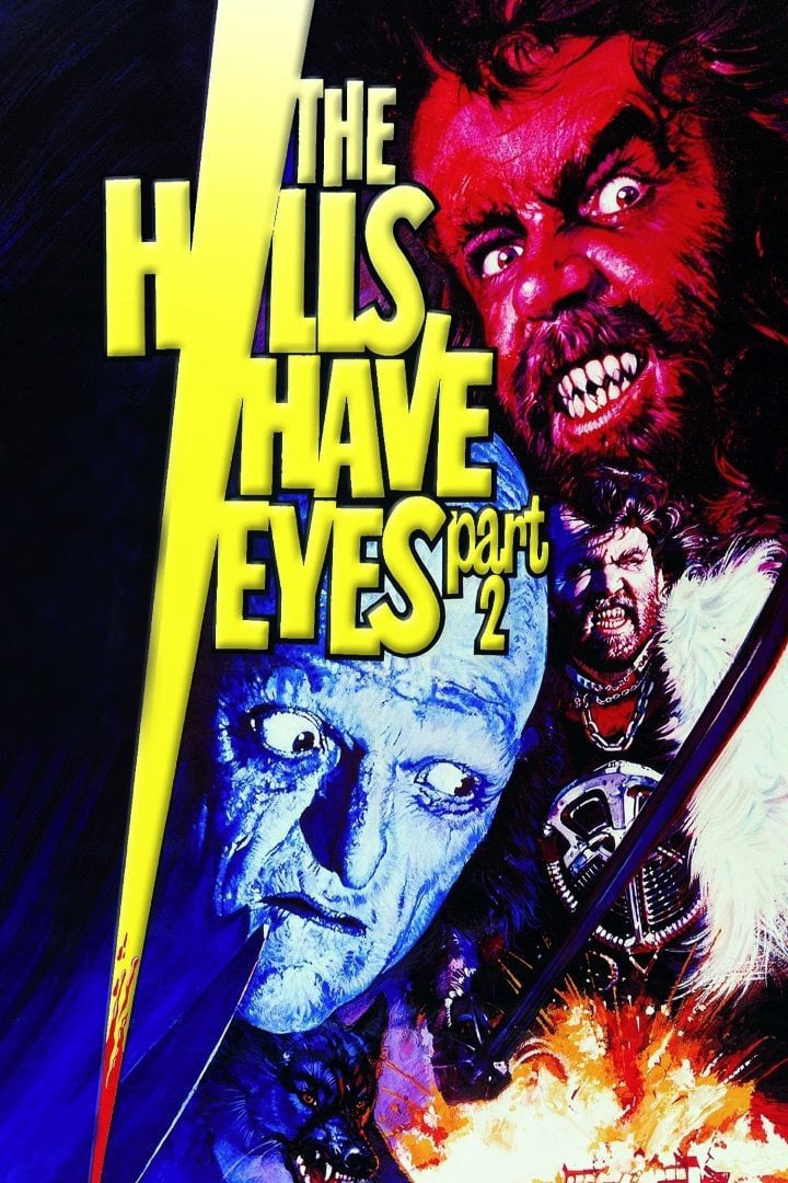 The Hills Have Eyes 2 (1985)