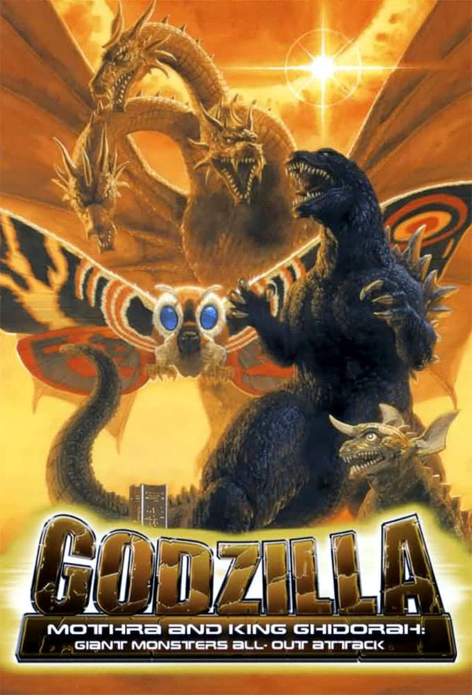 Godzilla, Mothra and King Ghidorah: Giant Monsters All-Out Attack (2001)